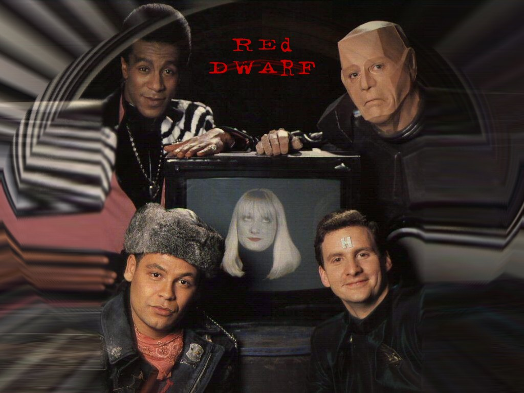 red dwarf screensavers - photo #26