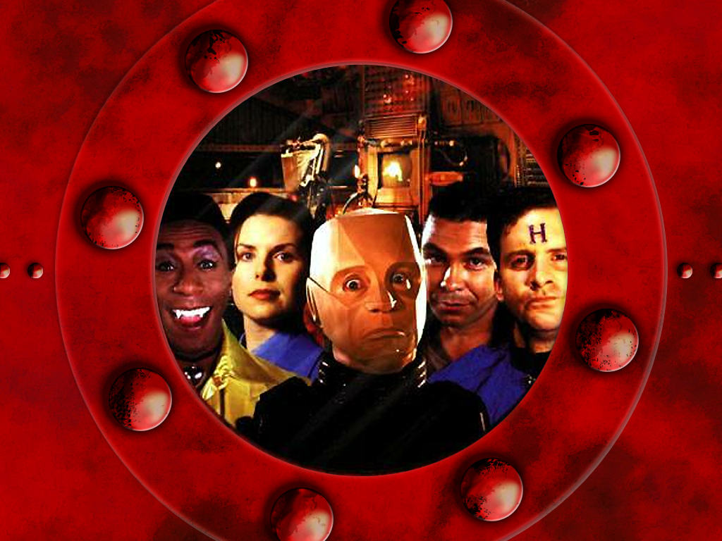 red dwarf screensavers - photo #30